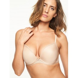 Chantelle  Push Up Courcelles Bra Nude