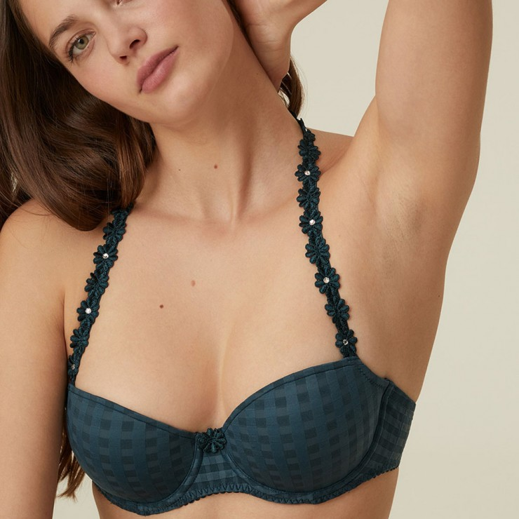 Marie Jo Bra Avero Balcony empire green