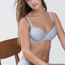 Mey Amorous Full Cup Spacer Bra Powder Blue
