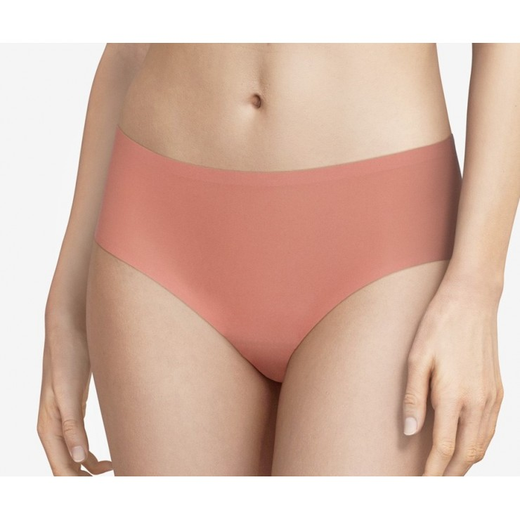 Chantelle Seamless Invisible Hipster Brief - blush