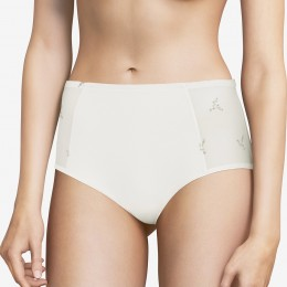 Chantelle Every Curve Full Brief Milk