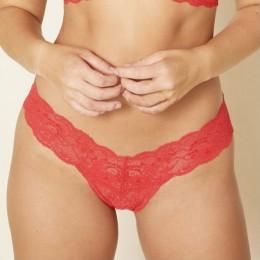 Cosabella Thong Red