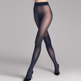 Wolford Pure 50 Tights Admiral Blue