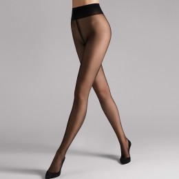 Wolford Individual 10 Tights Black