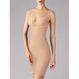 Wolford Tulle Dress Nude