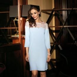 Coemi Nightdress Calm Blue