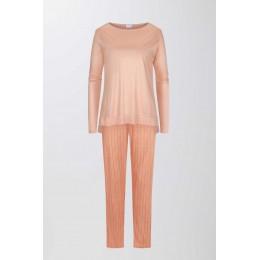 Mey Marcia Long Sleeve Pyjama Set Peony