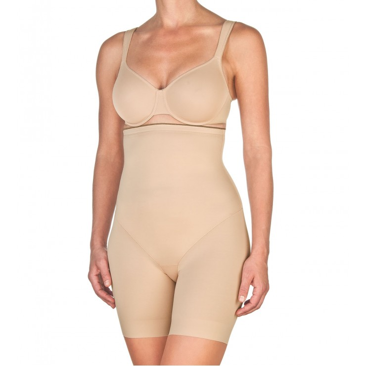 Felina Soft Touch maxi long panty nude