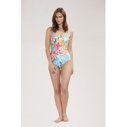FERAUD Flowers Swimsuit, Multicoloured