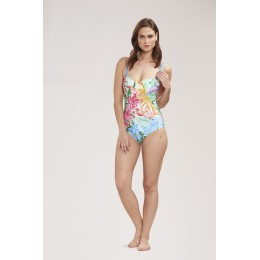 FERAUD Flowers Swimsuit Moulded cups
