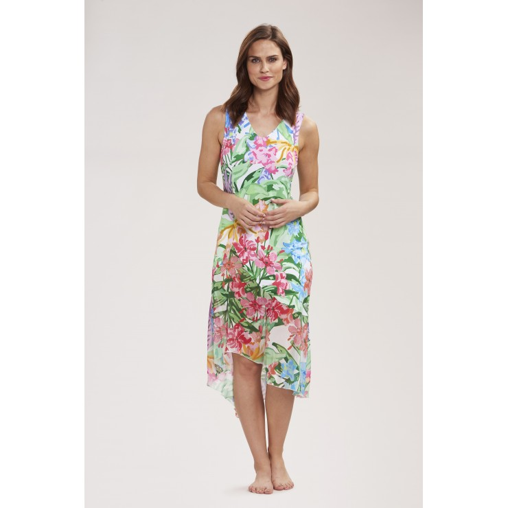 FERAUD Flowers Beach dress - Multi
