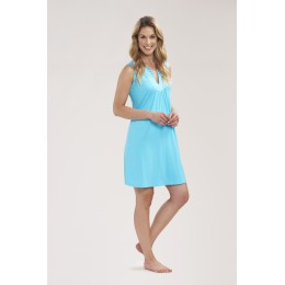 Rosch Beach/sun dress Turquoise