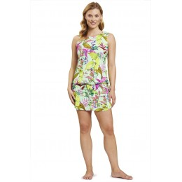 Rosch Multicolor Flowers Dress