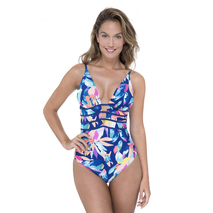 Gottex Bermuda Breeze Swimsuit. Multi