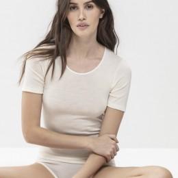 Mey Short Sleeve Thermal Ivory